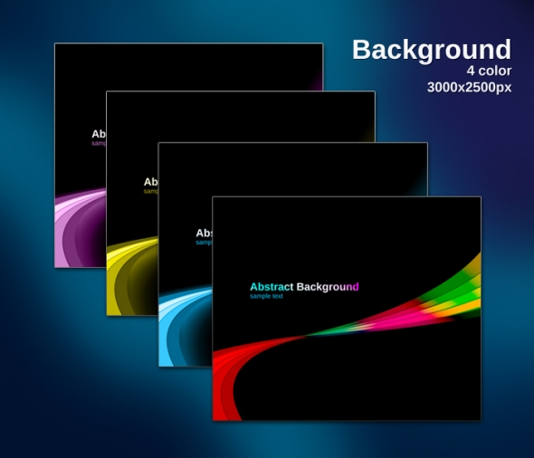Template Image for Abstract Background - 30534