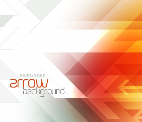 Template Image for Arrow Abstract Background - 30529