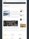 Template: Avander - Responsive Website Template