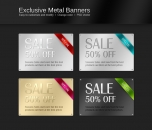 Image for Image for Exclusive Metal Banners - 30144