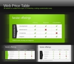 Image for Image for Web Pricing tables - 30353