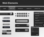 Image for Image for Web Elements Pack - 30416