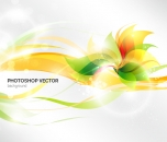 Image for Image for Flower Abstract Background - 30429
