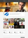 Image for Image for Photofire - Responsive Website Template