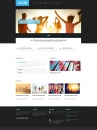 Image for Image for Fanoodle - Responsive Website Template