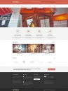 Image for Image for Quantem - Responsive Website Template